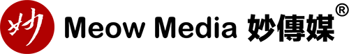 Meow Media Logo with trademark